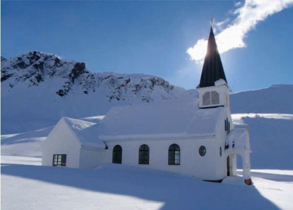 Grytviken Church Christmas Cards (pk of 6)